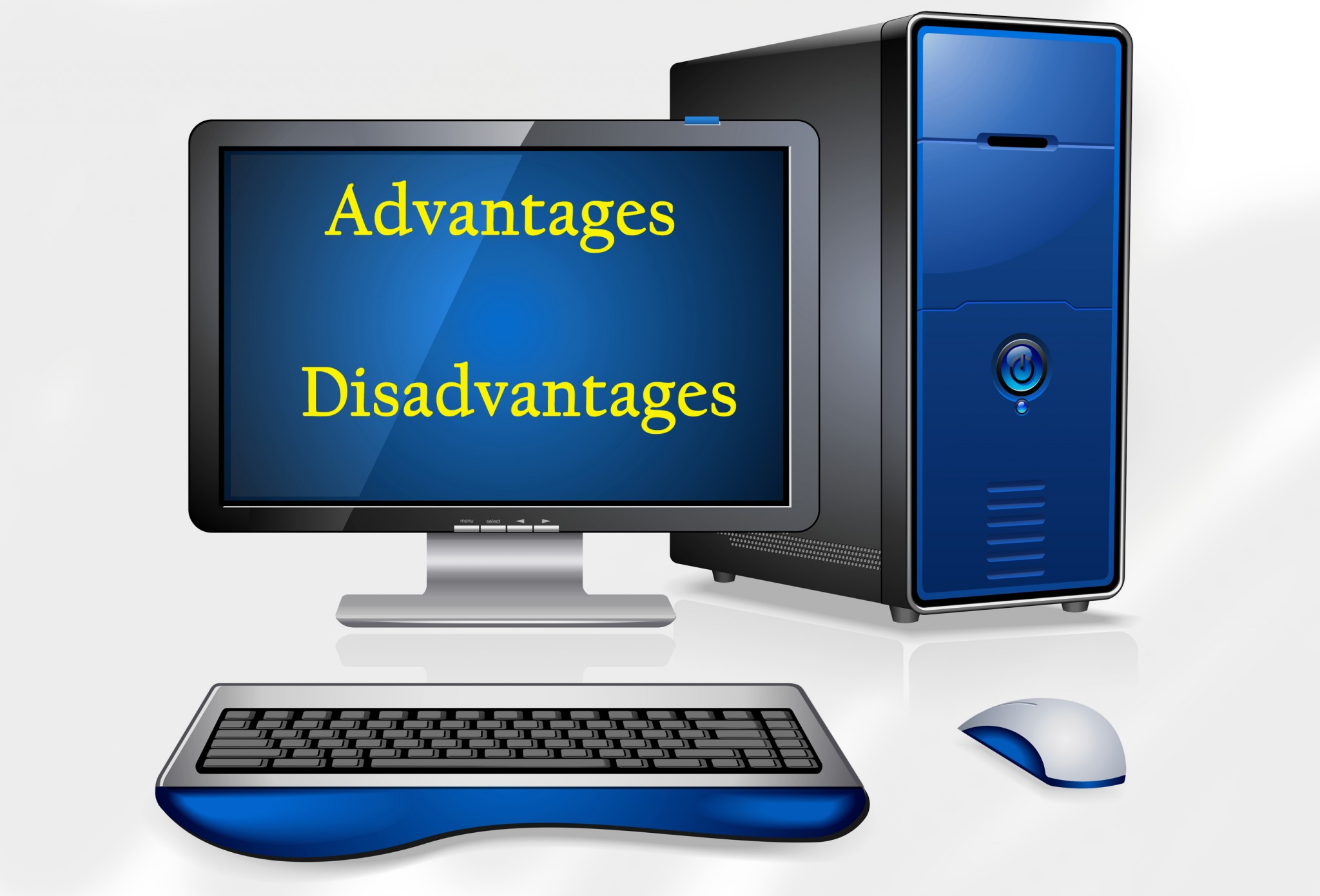 Advantages and disadvantages essays