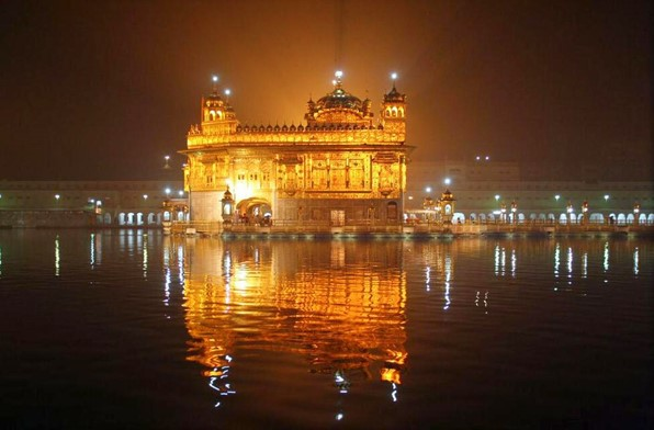 Golden Temple History , Essay , Article , Paragraph , Note