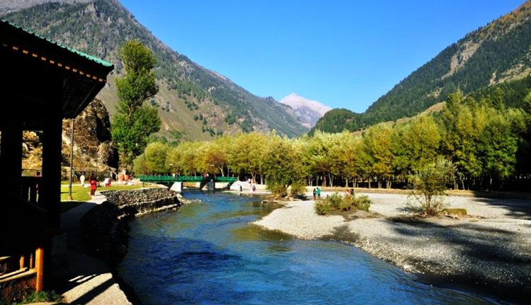 Top 5 Side Trips From Srinagar [J & K]