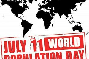World Population Day 2016