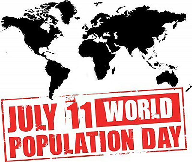 World Population Day pictures