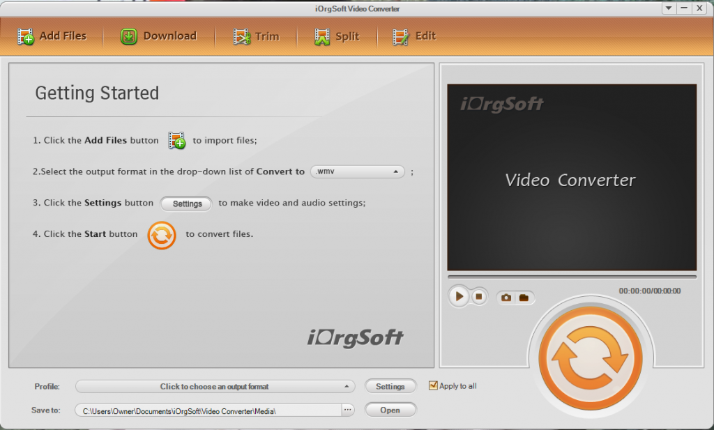iORGsoft Video Converter Review
