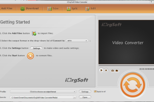 iORGsoft Video Convertor Review