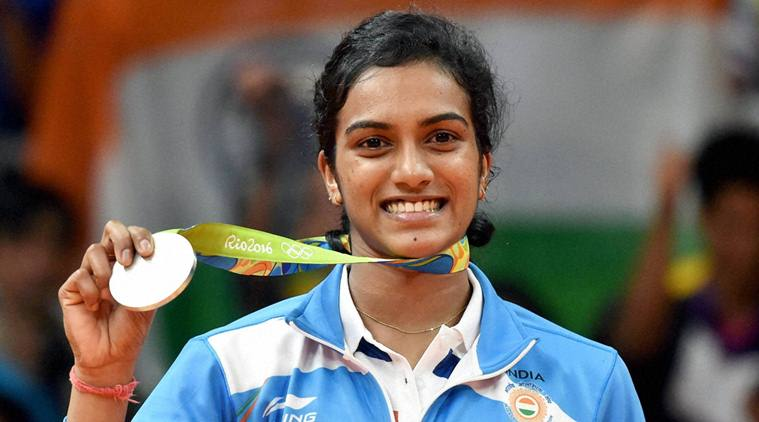 P. V. Sindhu Biography : Essay , Article , Records , Profile