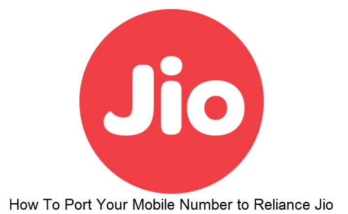 How to Port Mobile Number to Reliance Jio :