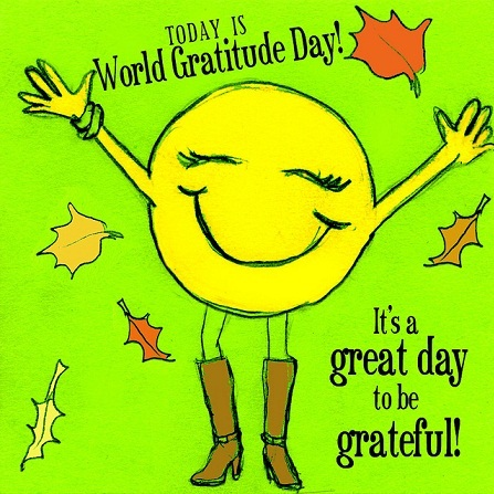 Happy Gratitude Day Greetings