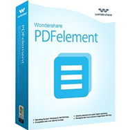 Create, edit and convert PDFs with Wondershare PDFelement